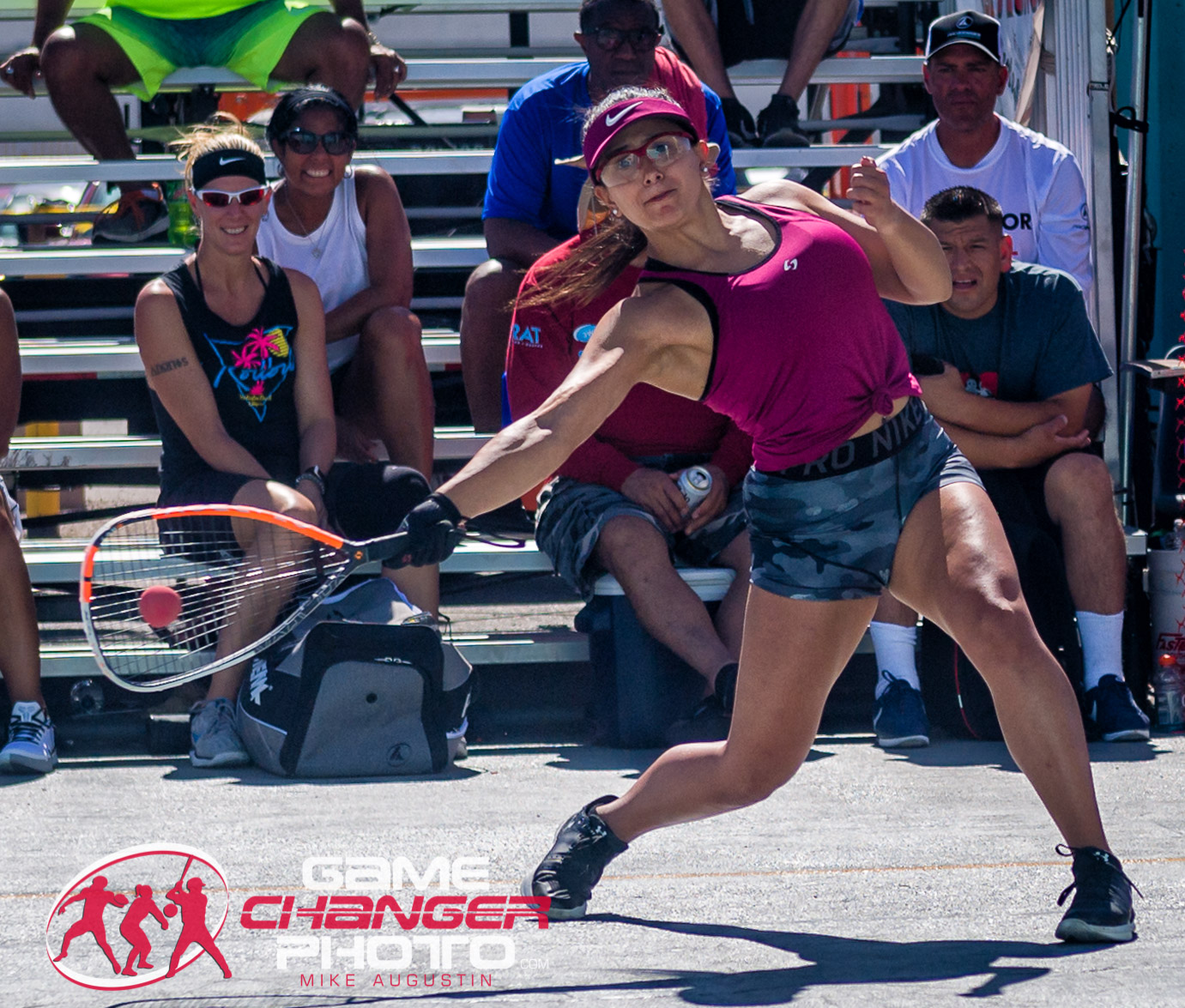 2019 Vegas 3-WallBall.  Photographer Mike Augustin/GameChangerPhoto.com